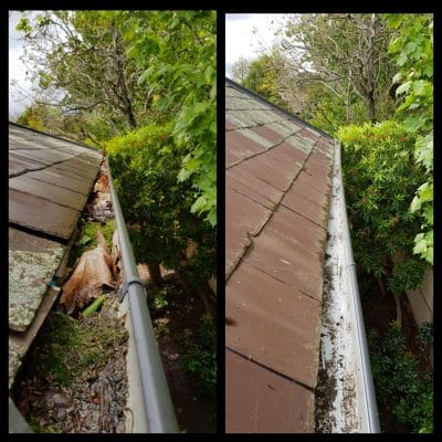 Gutter Cleaning - The Benefits of Gutter Service