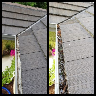 Choose the Right Roof Gutter Protection Option